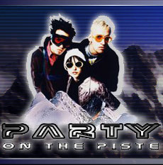 Party on the Piste Logo